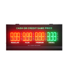 Venta caliente American 8.88 9/10 Led Pump Top Sign